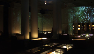 Setup at Hessisches Landesmuseum Darmstadt 2007